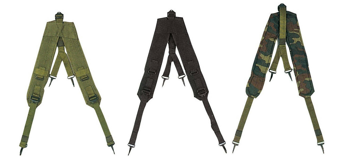 Military Y Style LC-1 Suspenders rothco 8046