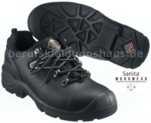 Sanita 909101 Amazon S3 Sicherheitshalbschuhe  Sicherheitsschuhe Arbeitsschuhe