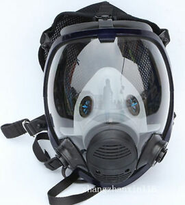 Full-Face-Dust-Mask-6800-Facepiece-Respirator-Gas-Protection-Painting-Spraying