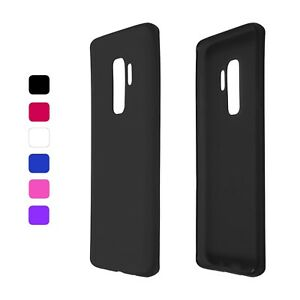 Case-Matte-for-Samsung-galaxy-S9-plus-Silicone-Case-Cover-Cover