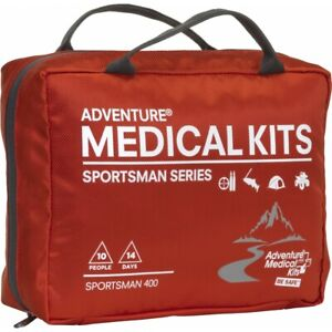 Adventure Medical Kits 0105-0400 Sportsman 400 Outdoor First Aid Kit -180 pieces
