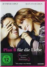 DVD * PLAN B FÜR DIE LIEBE ~ Jennifer Lopez # NEU OVP $