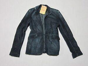 Taille Blazer Femmes Manteau Velours True Marque Petit Daim Noir Comme Sport Religion qv0Ra