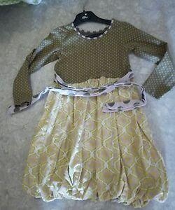 ensemble-mustard-pie-robe-et-beret-5-ans