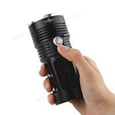 SKYRAY 12000LM 3 Modes 7 x CREE XM-L T6 LEDs 4 x 18650 Tactical Flashlight Lamp