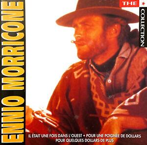 Ennio-Morricone-CD-Ennio-Moricone-Germany-EX-G