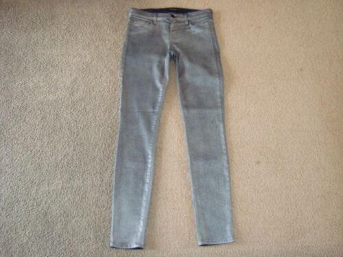 Usa Stretch 26 Skinny Metri Sparkle in Jeans Sz Nwt Made J Brand Wash con 1q66FP