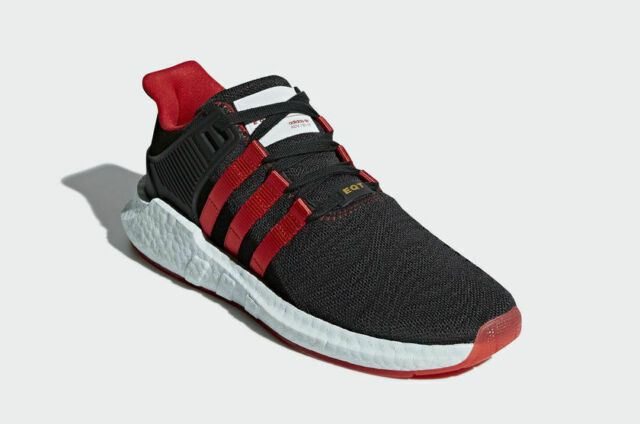 new style c9cf7 2a659 Adidas Originals Mens EQT Support 93/17 YUANXIAO Trainers DB2571 UK 9, UK 10