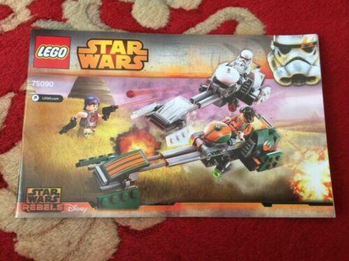 LEGO Star Wars 75090 Ezra s speedor bike Neuf