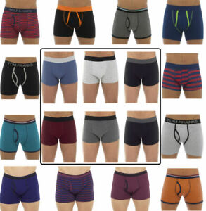 Multi-Pack-Mens-Boys-Novelty-Cotton-Boxer-Boxers-Hipster-Trunks-Shorts-Underwear