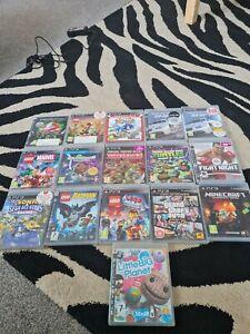 PS3 Paquete De Juegos Playstation 3 16 juego JOBLOT GTA gran mezcla
