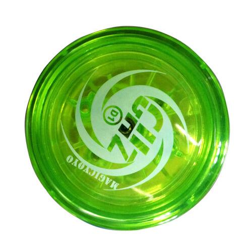 Klassisches YoYo Ball Jonglierspielzeug D1 Kids Geburtstag Geschenk Grün