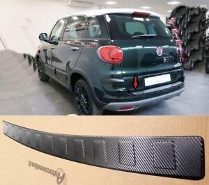 Modanatura-Battivaligia-Sagomata-in-acciaio-carbonio-paraurto-per-Fiat-500L-17-gt