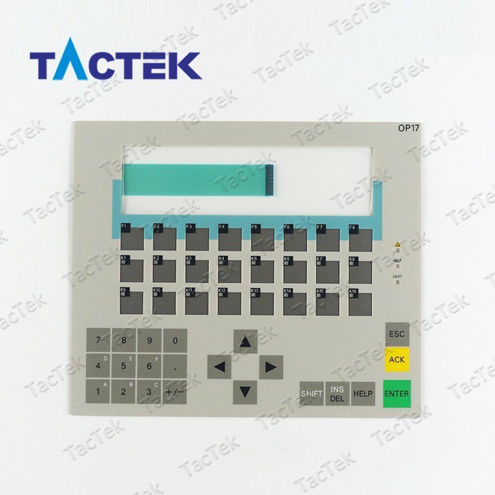 6AV3 617-1JC00-0AX0 Membrane Keypad Switch Keyboard for 6AV3617-1JC00-0AX0 OP17