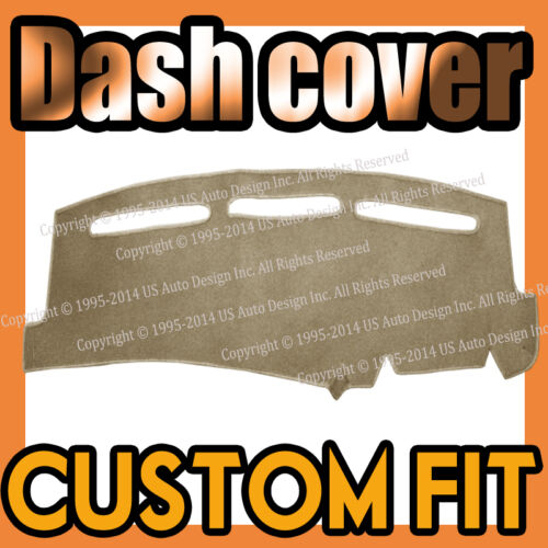 BEIGE Fits 2002-2007 JEEP LIBERTY DASH COVER MAT DASHBOARD PAD