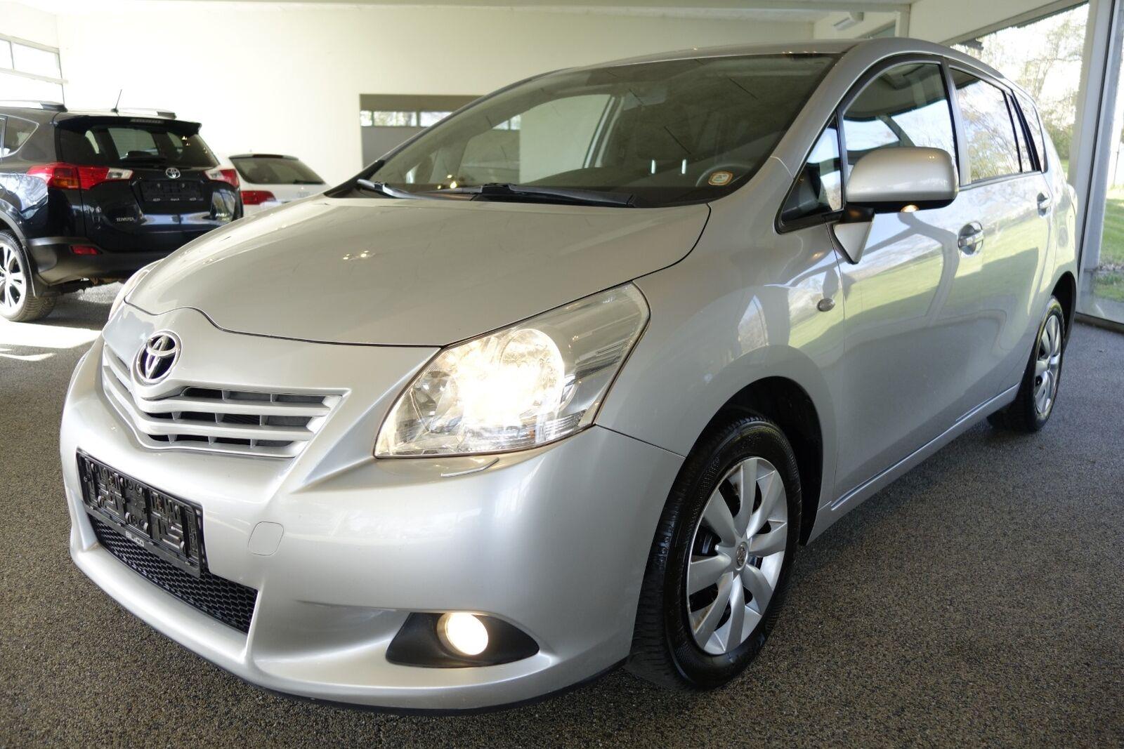 Toyota Verso 1,8 TX 7prs 5d