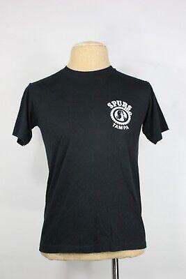 Vintage Spurs Tampa T-shirt Xs/s Mr Leder-bar 24.4ms Lgbt Schwul