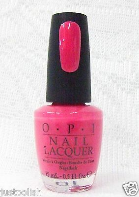 OPI Nail Polish Color Lacquer Variety Assorted Colors A  to D .5oz/15ml