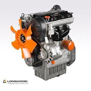 motore lombardini ldw 1003 27 2hp diesel engine moteur 20kw ebay. Black Bedroom Furniture Sets. Home Design Ideas