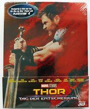Thor: Ragnarok (Blu-ray/DVD, SteelBook Includes Digital Copy Only  Best Buy)