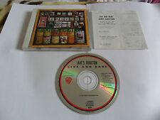 JANE'S ADDICTION - Live And Rare (CD 1991) JAPAN Pressing/ No Barcode