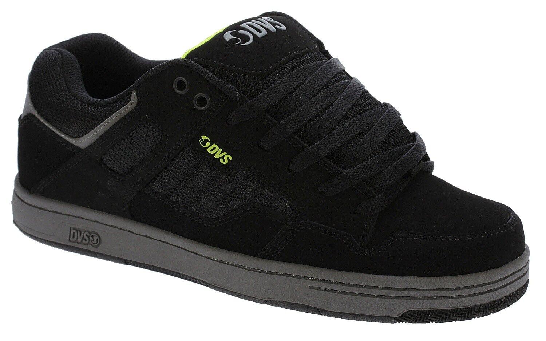 mens dvs enduro für 125 skateboard - schuhe für enduro schwarze kalk leder 053fe2