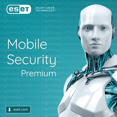 ESET Mobile Security Premium 2020 - 1 year for 1 Android ...