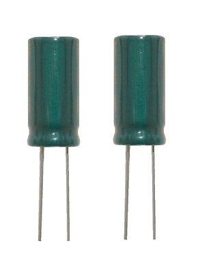10 Stück ELKO Kondensator 400V 33uF 105°C radial Elektrolytkondensator KME/_10