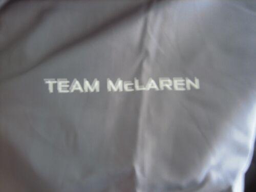 TEAM McLAREN Unisex Formula F1 GT Motor Sport Waterproof Jacket Cagoule NEW