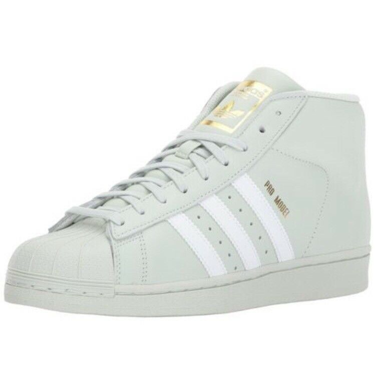 Adidas Originals Pro Model Men's Shoes Trainers Sneakers CQ0622 Green Size 7