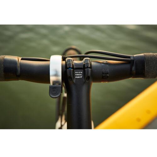 22.2mm KNOG Oi Bicycle Bells Alarm Horn Ring Handlebar Size 31.8mm highpolish