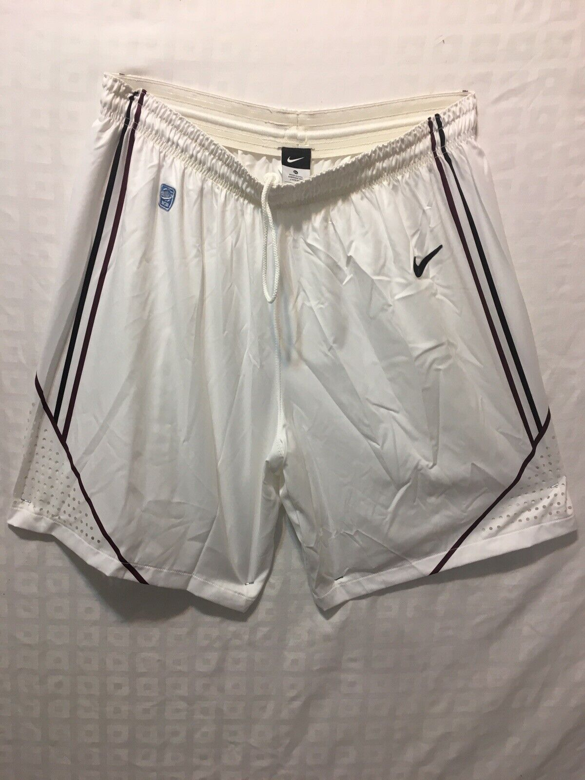 harvard university authentic gameday basketball shorts 2
