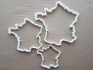 Scottish Flag Country Shape Cookie Cutter Dough Biscuit Pastry Fondant Sharp