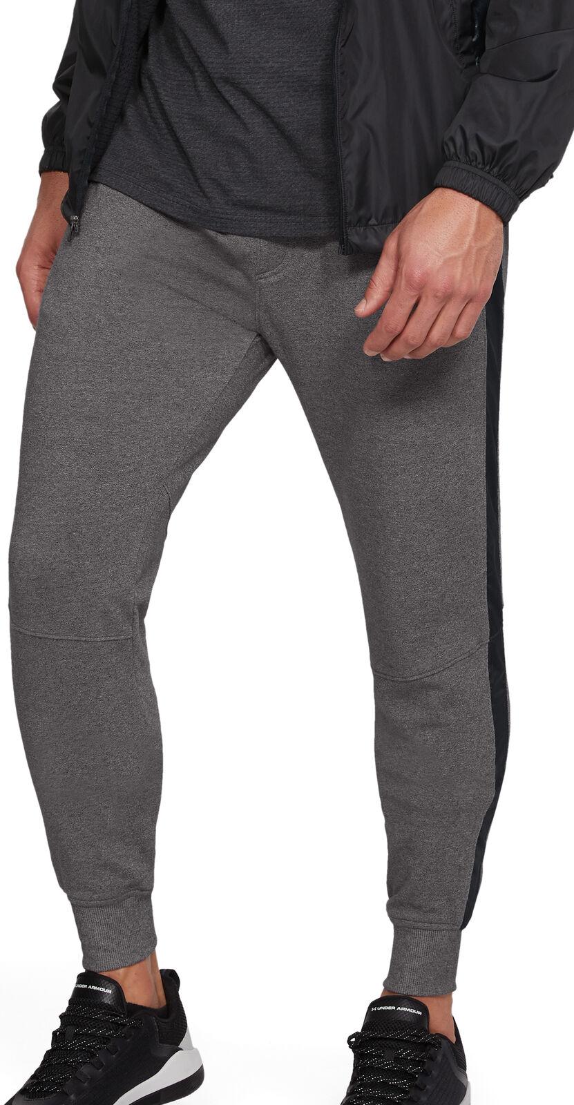 Pantalón deportivo  para hombre Debajo de armadura threadborne-gris  Nuevos productos de artículos novedosos.