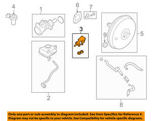 FORD-OEM-09-11-Focus-Wiper-Washer-Windshield-Reservoir-Tank-9S4Z2C246A