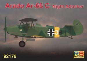 RS-Models-1-72-Arado-Ar-66C-92176