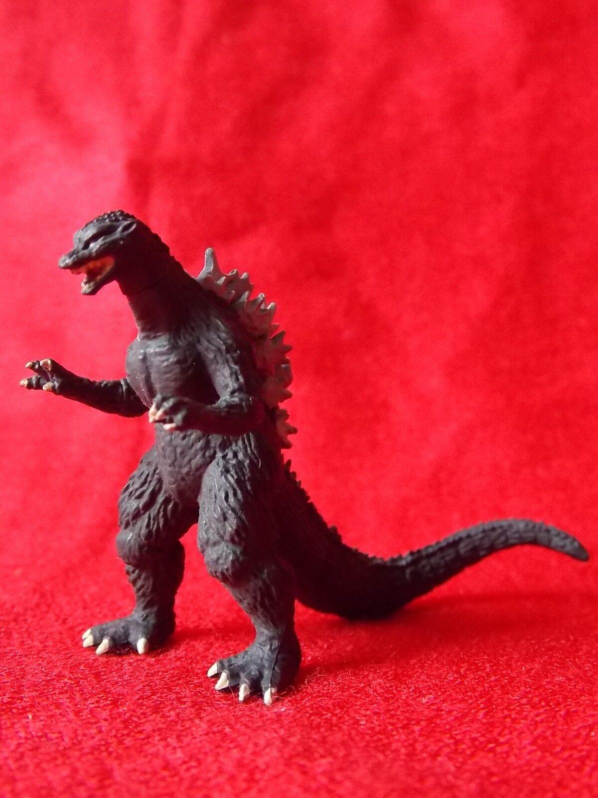 GODZILLA GOZZILLA GOZZILLA GOZZILLA chozukan PVC solido Mini figura H2  5cm Kaiju Nuovo di zecca UK SPEDIZIONE 7fc3b2