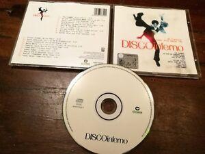 Disco-Inferno-Trampps-Barry-White-Chaka-Khan-Donna-Summer-Of-Cd-Ottimo