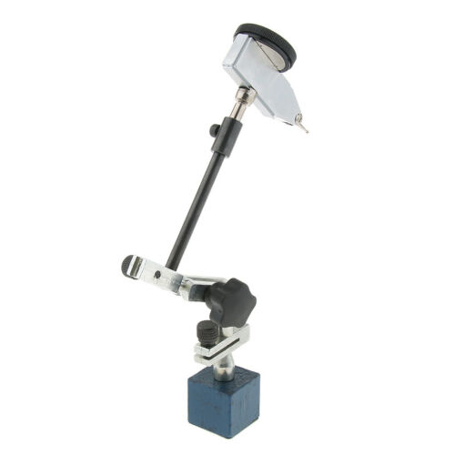 """High Accuracy Lever Dial Test Indicator Gauge Magnetic Base Stand Holder 0.0005/"""""""