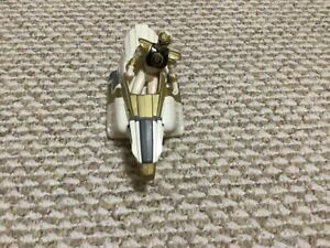 USED VINTAGE 1995 MIGHTY MORPHIN POWER RANGERS TOMMY AND HIS FALCON ZORD