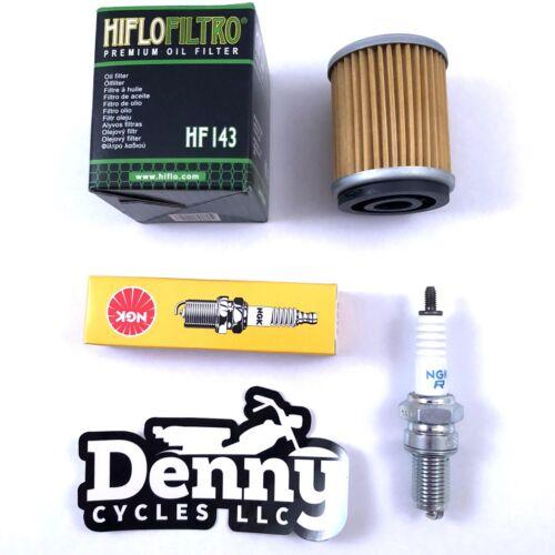 1999-2004 Yamaha TTR225 TTR-225 Tune Up Kit Spark Plug Oil Filter