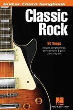 Classic Rock Sheet Music Guitar Chord Songbook 6in x 9in Guitar Chord 000699598