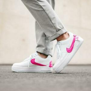 Details about Nike Air Force 1 Jester XX White Size 6 7 8 9 Womens Shoes AO1220 105 Max