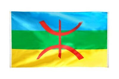BALKONFLAGGE BALKONFAHNE Regenbogen Flagge Fahne für den BALKON 90x150cm