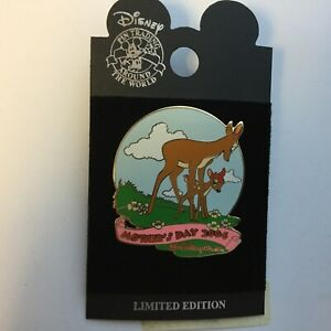 WDW-Mother-039-s-Day-2004-Bambi-Limited-Edition-2500-Disney-Pin-29910