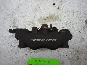 Kawasaki 06 07 Zx 10 Zx10 Zx10r 1000 Ninja Front Left Brake Caliper