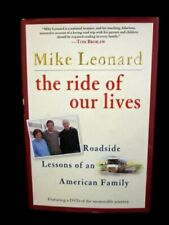 MIKE LEONARD HAND SIGNED BOOK