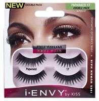 i ENVY PAPARAZZI 17 DOUBLE PACK (KPED17) BY KISS