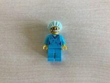 8827 Surgeon Doctor Nurse Scrubs  2012 Lego Collectable Minifigures Series 6