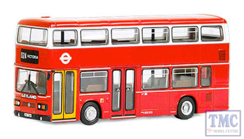 precio mas barato E28825 E28825 E28825 EFE 1 76 Scale OO Bus Leyland Titan 2 Door Projootype London Transport  nuevo sádico